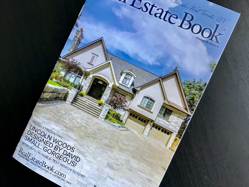 Front Cover of The Real Estate Book